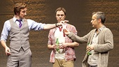 Show Photos - The Normal Heart - Lee Pace - Jim Parsons - Joe Mantello - Patrick Breen