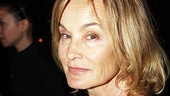 The Normal Heart Opening Night  Jessica Lange