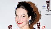 ...with his co-presenter, the bodacious How to Succeed star Tammy Blanchard, by his side!