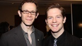 Tony Brunch 2011  Adam Godley  Andrew Rannells