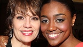 Take a look at this sister act! Baby It's You's Beth Leavel and Sister Act's Patina Miller will go head to head in the Best Actress in a Musical category.