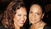 Host Vanessa Williams and presenter Audra McDonald are excited to show their love for Broadway fans tonight.