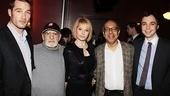 Drama Critics Circle Awards – Luke Macfarlane – Larry Kramer – Ellen Barkin – George C. Wolfe – Jim Parsons