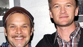 Neil Patrick Harris at <i>Catch Me If You Can</i> - Norbert Leo Butz –Neil Patrick  Harris