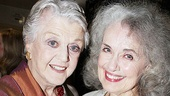 Angela Lansbury and More at &lt;i&gt;Follies&lt;/i&gt; - Angela Lansbury  Mary Beth Peil 