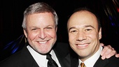 &lt;i&gt;Follies&lt;/i&gt; opening night  Ron Raines  Danny Burstein 