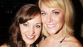 Laura Osnes and Ashley Spencer have been friends since they were both contestants on reality TV casting competition Grease: You're The One That I Want!