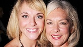 One-time Hairspray mother and daughter Ashley Spencer and Michele Pawk enjoy a serendipitous reunion—their better halves, Jeremy Jordan and John Dossett, are now co-starring in Newsies.