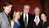 Wing Gala - Greg Naughton - Kelli O'Hara, Howard Stringer-James Naughton - Pamela Naughton