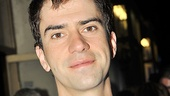 ...as is her soon-to-be Seminar co-star, Hamish Linklater.