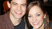 &lt;i&gt;Bonnie &amp; Clyde&lt;/i&gt; meet and greet  Jeremy Jordan  Laura Osnes