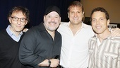 <i>Bonnie & Clyde</i> meet and greet – Don Black, Frank Wildhorn, Jeff Calhoun - Ivan Menchell