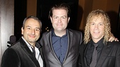 Memphis national tour launch  Paul Wontorek  Joe DiPietro  David Bryan