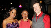 Memphis national tour launch  Bryan Fenkart  Montego Glover  Felicia Boswell