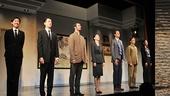 <i>Chinglish</i> Opening Night - Angela Lin - Johnny Wu - Stephen Pucci - Jennifer Lim - Gary Wilmes - Larry Lei Zhang - Christine Lin