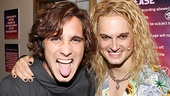 We bet Boneta and Broadway's Stacee Jaxx, Jeremy Woodard, could definitely swap some Sunset Strip war stories.