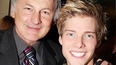 Godspell opens – Victor Garber - Hunter Parrish