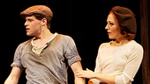 Show Photos - Bonnie &amp; Clyde - Melissa Van Der Schyff - Claybourne Elder - Jeremy Jordan - Laura Osnes