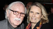 <i>Bonnie & Clyde</i> opening night – Thomas Meehan – wife