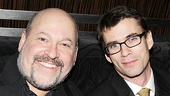 &lt;i&gt;Bonnie &amp; Clyde&lt;/i&gt; opening night  Frank Wildhorn  Jason Howland 
