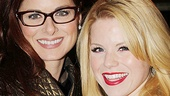 On a Clear Day  Opening  Debra Messing  Megan Hilty