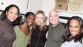 Porgy and Bess- Chelsea Clinton, Heather Hill, Lisa Nicole Wilkerson, Joseph Dellger and Allison Blackwell
