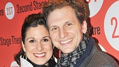 How I Learned to Drive Opening Night  Stephanie J. Block  Sebastian Arcelus