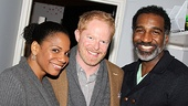 Porgy and Bess headliners Audra McDonald and Norm Lewis welcome Broadway vet and Modern Family star Jesse Tyler Ferguson to Catfish Row.