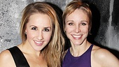 Carrie - Jeanna De Waal and Charlotte d&#39;Amboise