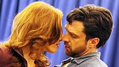 "Will ""faith"" bring Raúl Esparza and Jessica Phillips' characters together, or tear them apart?"
