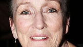 Linda Lavin at the Vineyard Theatre Gala  Kathleen Chalfant