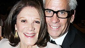 Linda Lavin at the Vineyard Theatre Gala  Linda Lavin  Steve Bakunas 