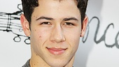 Once opening night  Nick Jonas