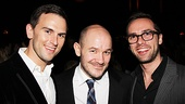 Once opening night – Daniel Reichard – Steven Hoggett – Patrick McCollum