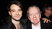 Once opening night  Charlie Cox  Bob Crowley 