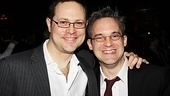 Once opening night  Matt Sklar  Martin Lowe  