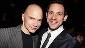 Once opening night – Michael Cerveris – Steve Kazee