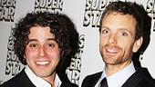 Jesus Christ Superstar opening night  Josh Young  Paul Nolan 