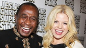 Not only is Ben Vereen happy to see his once upon a time Wicked co-star Megan Hilty, he's ecstatic to see Jesus Christ Superstar back on Broadway! After all, he starred as Judas in the original 1971 production.