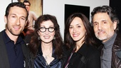 Now. Here. This. Opening Night – Aaron Lazar – Joanna Gleason - LeAnn Lazar – Chris Sarandon