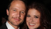 The Best Man  Opening Night  Will Chase  Debra Messing