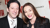 Evita  Opening  John Pizzarelli - Jessica Molaskey