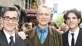 Peter and the Starcatcher Opening Night  Roger Rees  Rick Elice  Alex Timbers 