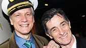 Peter and the Starcatcher Opening Night  Rick Elice  Roger Rees