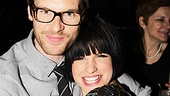 One Man, Two Guvnors opening night  Tom Riley  Jemima Rooper 