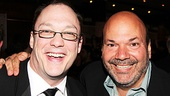 One Man, Two Guvnors opening night  Patrick Wetzel  Casey Nicholaw 