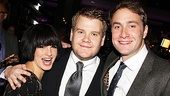 One Man, Two Guvnors opening night  Jemima Rooper  James Corden  Oliver Chris