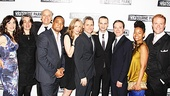 The whole company comes together with playwright Bruce Norris, director Pam MacKinnon and producer Jordan Roth to celebrate their Broadway arrival.