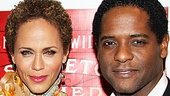 A Streetcar Named Desire opening night – Nicole Ari Parker – Blair Underwood