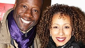 A Streetcar Named Desire opening night  Gregory Generet  Tamara Tunie